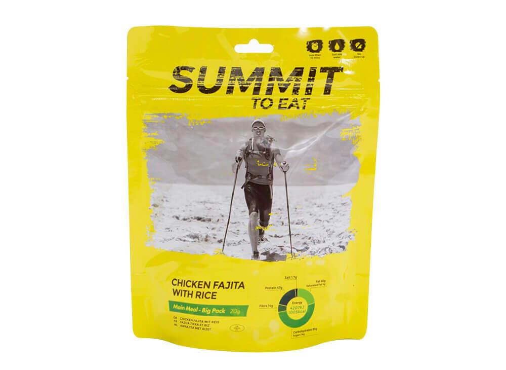 Summit to Eat Kurča Fajita s ryžou