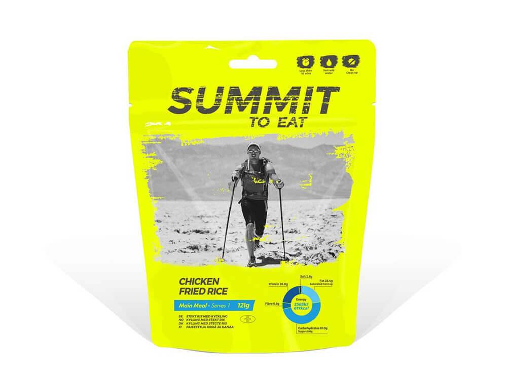 Summit to Eat Vyprážaná ryža s kuracím mäsom