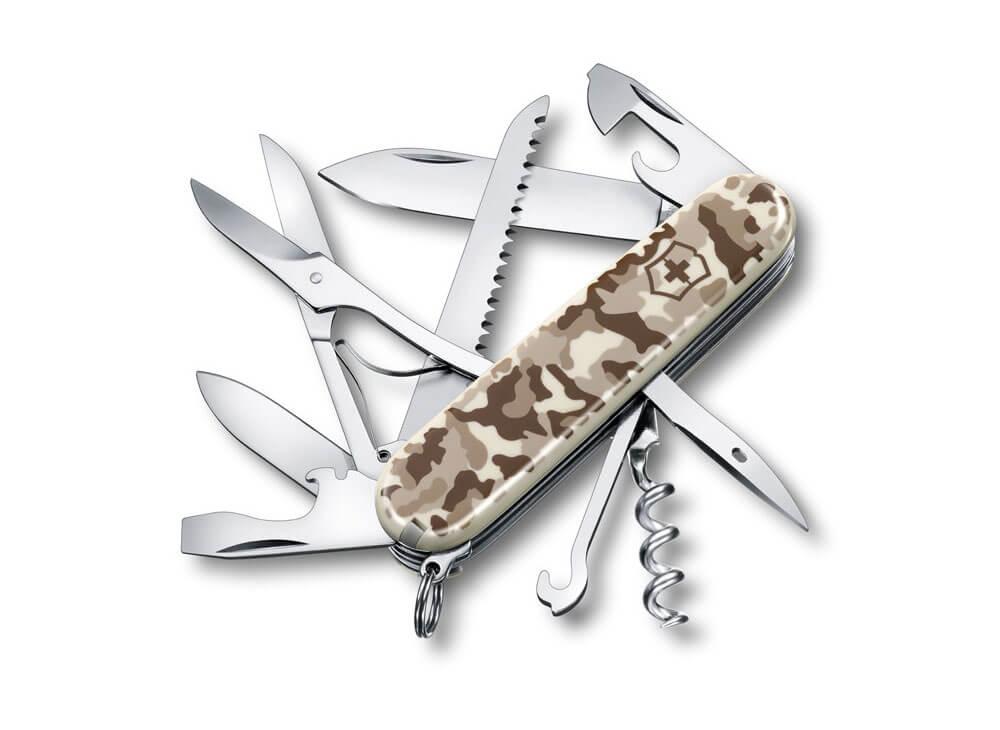 Victorinox vreckový nôž Huntsman desert camouflage